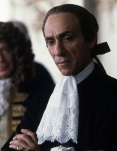 Was Salieri mocked by God?